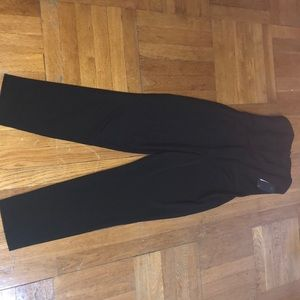 Black jumpsuit from Guess